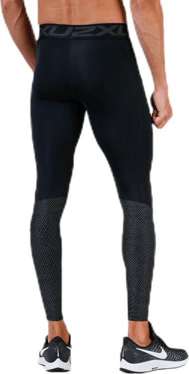 Accelerate Compression Tights Black