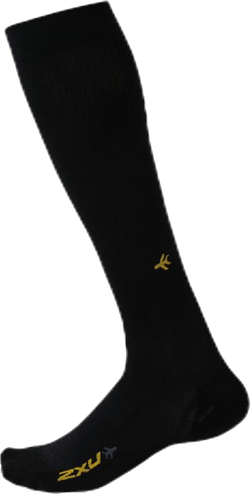 Flight Compression Socks Black