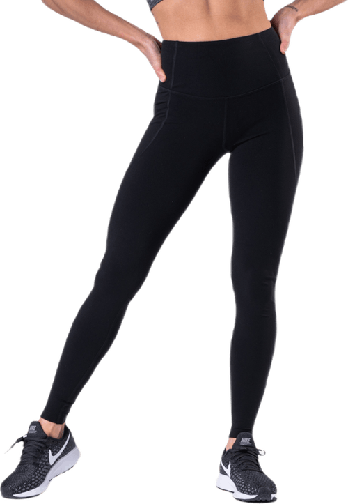 Fitness NewHeightComp Tight White/Black