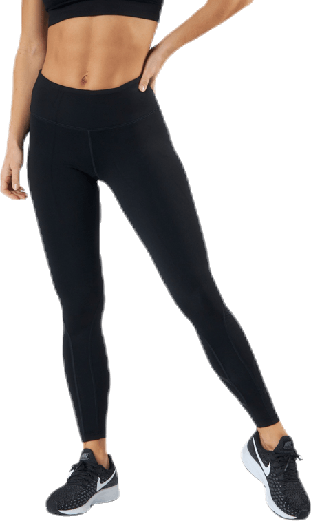 Thermal Mid-Rise Comp Tights Black