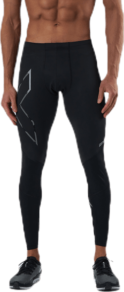 Wind Defence Comp Tights Black/Silver