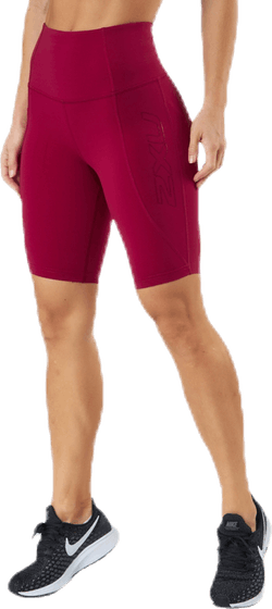 Fitness New Heights Bike Short Red