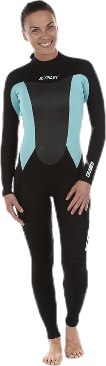 The Cause GBS 4/3 Ladies Fullsuit Blue/Black