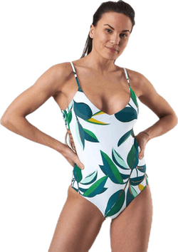 Palm Bay Good Swimsuit White