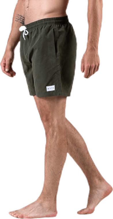 Louie Swim Trunks Green