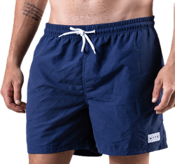 Louie Swim Trunks Blue