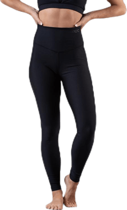 Flatter HW Tights Black