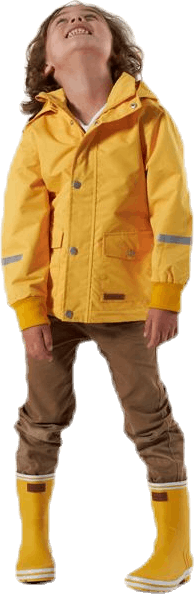 Blåsig Jacket Yellow