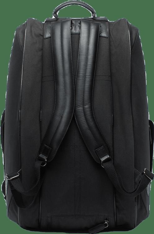 Canvas Padel Racket Bag Black