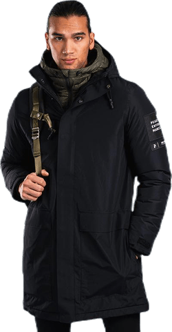 Unit Jacket Black