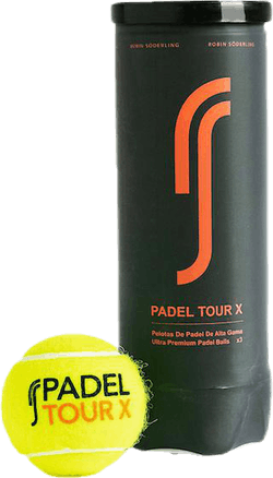 Padel Tour X Black