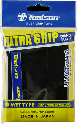 Ultra Grip 3P Black