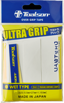 Ultra Grip 3P White