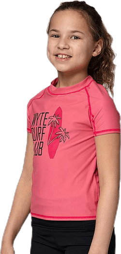 Jr UV Shirt Pink