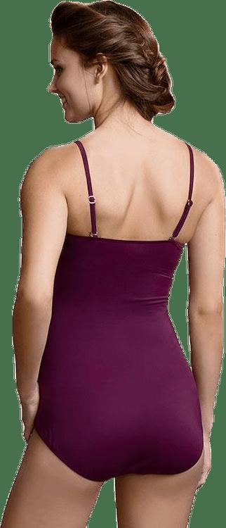 Fast Food Swimsuit Purple