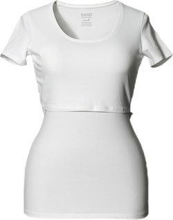 Classic Top Short Sleeve White
