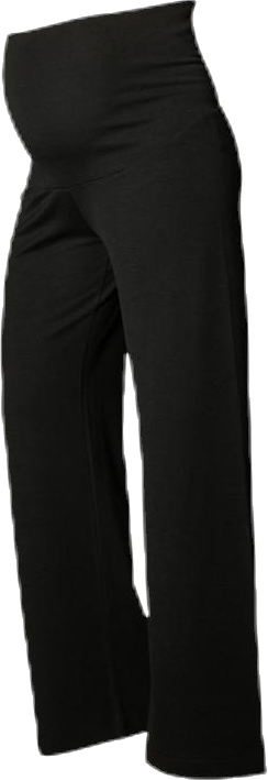 Once-On-Never-Off Wide Pants Black