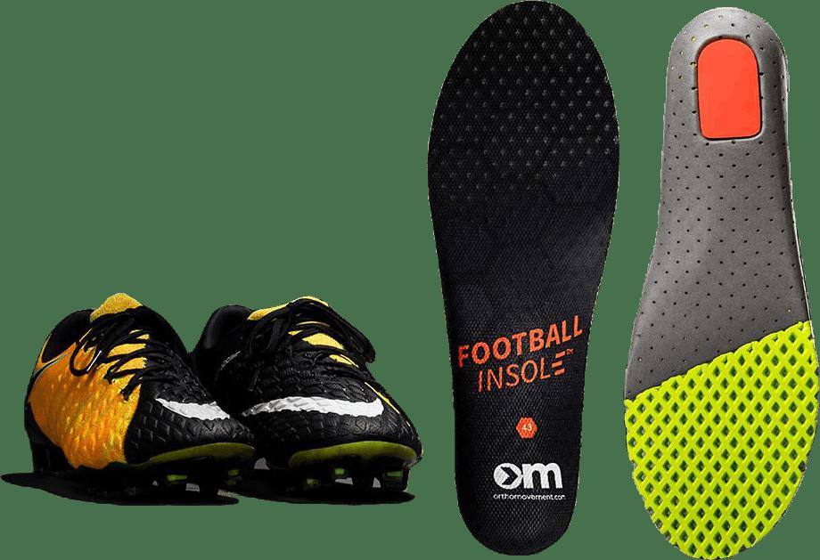 Football Insole Black