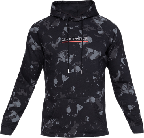 Armour Baseline Flc Graphic Hoodie