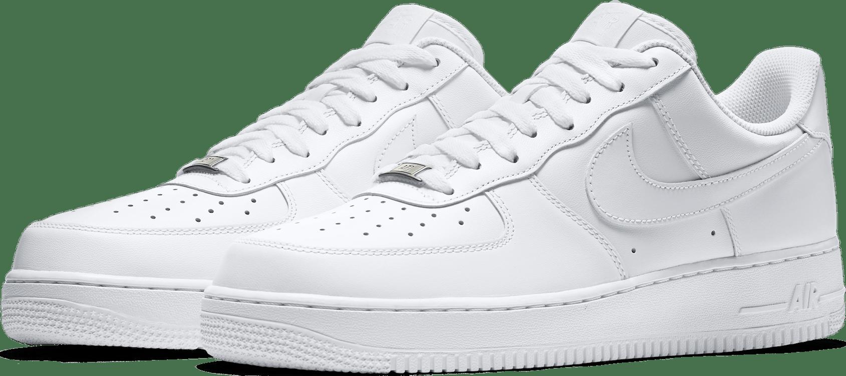 Air Force 1 '07 White/White