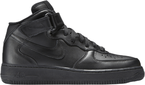 Wmns Air Force 1 '07 Mid Black/Black