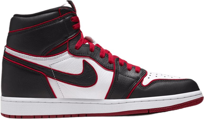 Air Jordan 1 Retro High Og – Bloodline Black/Gym Red-White