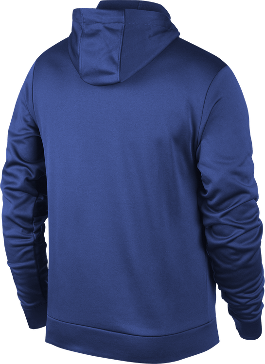 23 Alpha Therma Po Hoodie Game Royal/White