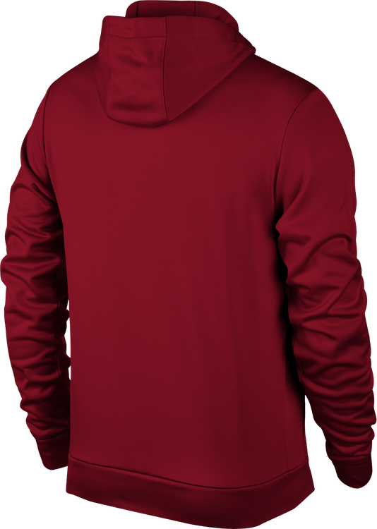 23 Alpha Therma Po Hoodie Gym Red/Black