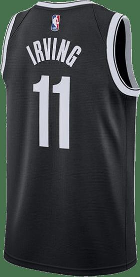 Nets Irving Icon Swingman Black/Irving Kyrie
