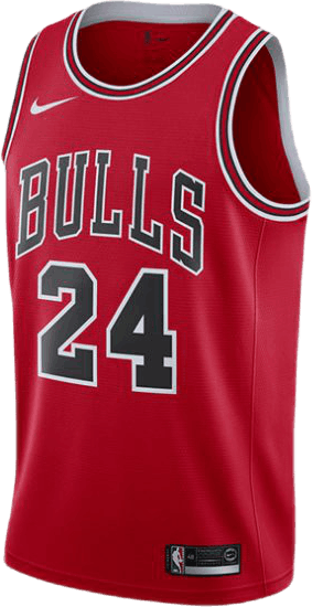 Bulls Swgmn Jsy Road Markkanen University Red/White