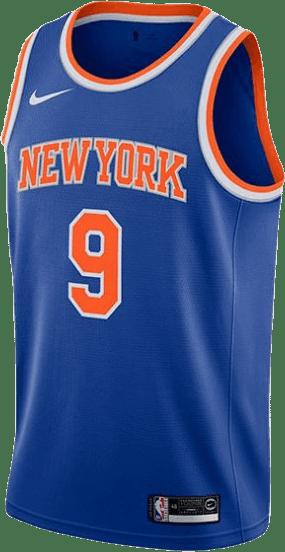 Knicks Barett Icon Edition Rush Blue/Barrett Rj