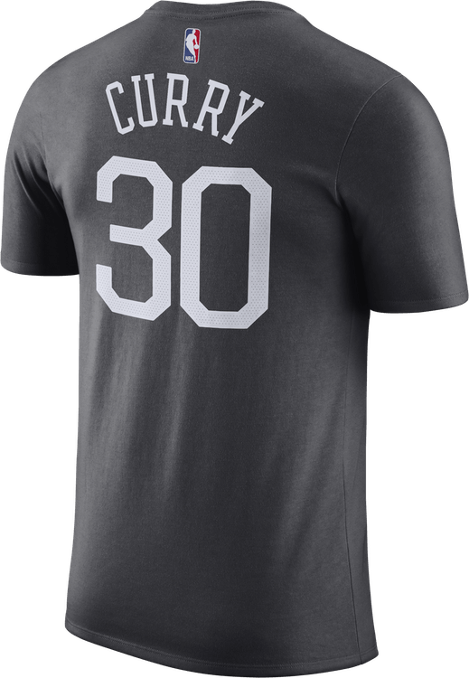 Warriors Dry Tee Curry Anthracite