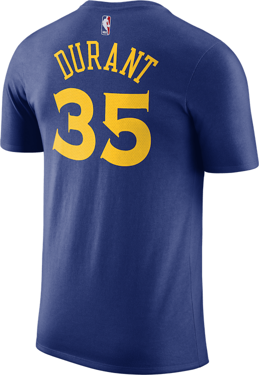 Warriors Dry Tee Durant Rush Blue