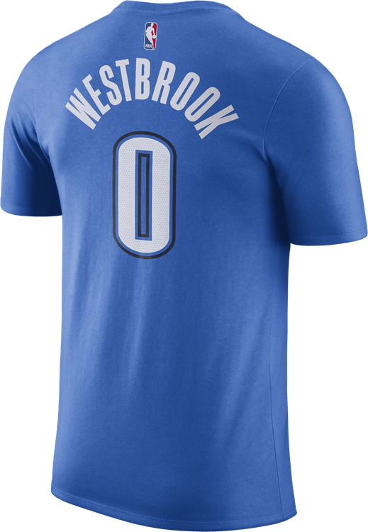 Thunder Dry Tee Westbrook Signal Blue