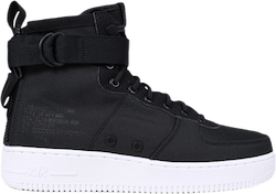 Sf Af1 Mid Black/Anthracite-White