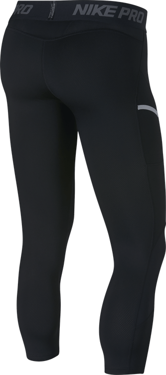 Dry Tight 3Qt Bball Black/Black