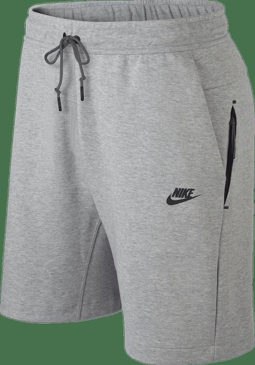 Sportswear Tech Fleece Shorts Dk Grey Heather/Dark Grey/Black