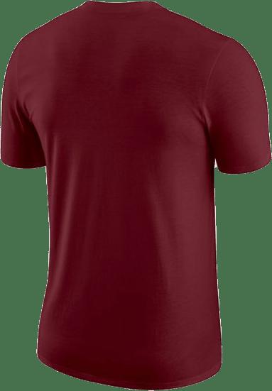 Cavs Dry Tee Logo Team Red