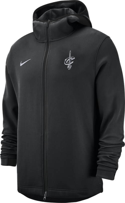 Cavs Hoodie Showtime Black/Black/White