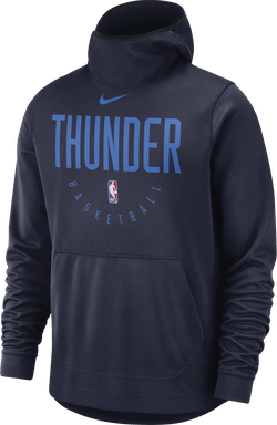 Thunder Spotlight Hoodie College Navy/Signal Blue/Black