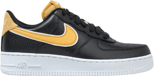Wmns Air Force 1 '07 Se Black/Wheat Gold