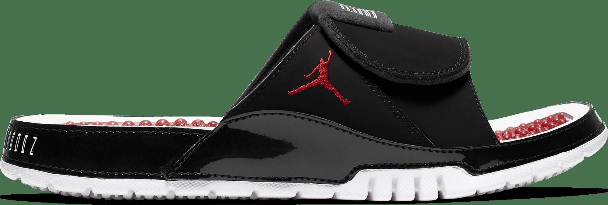 Hydro Xi Retro Slide Black/Varsity Red-Varsity Red-White