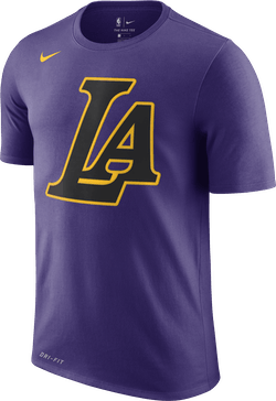 Lakers Dry Tee Ce Court Purple