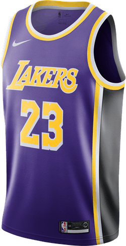 Lakers Swgmn Jsy Alt1 James Field Purple/Black/Amarillo/James Lebron