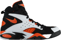 Air Maestro Ii Ltd White/Rush Orange-Black