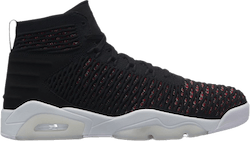 Flyknit Elevation 23 Black/Black-University Red-White