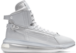Air Max 720 Satrn Pure Platinum/White