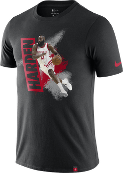 Rockets Dry Tee Harden Black/Harden James