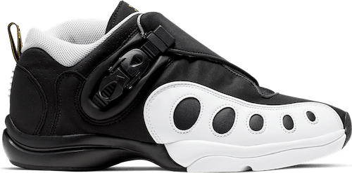 Zoom Gp Black/White-Canyon Gold-Mtlc Platinum
