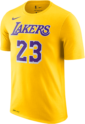 Lakers Tee James Amarillo/James Lebron